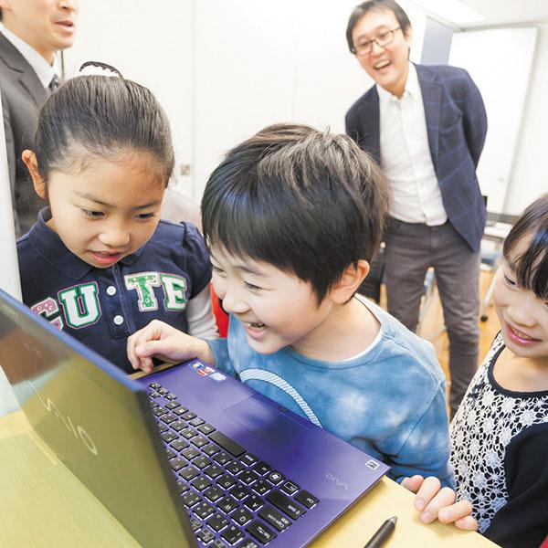 ジュニアパソコン教室イメージ2