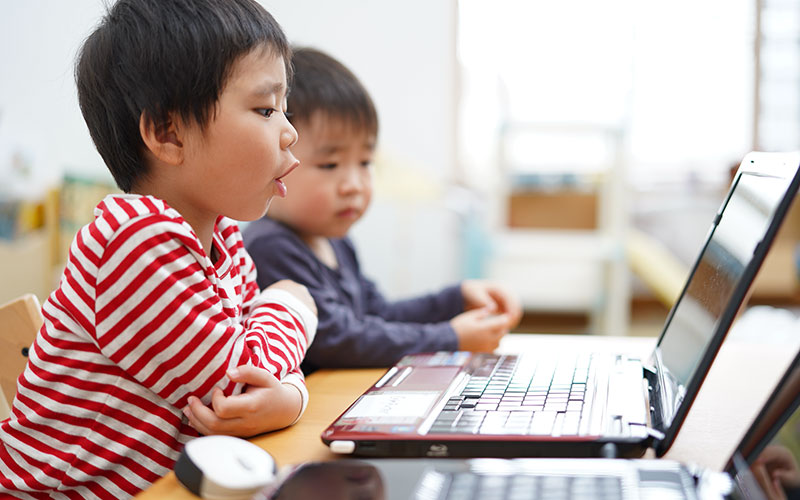 ジュニアパソコン教室